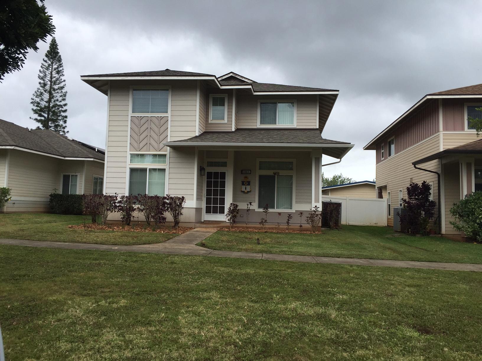 Schofield Base Housing