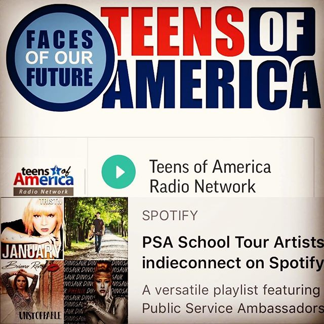 So thankful, So excited!  Thank you @indieconnect #teensofamerica #touring #goodcause #indieartist #nashville #singersongwriter #newyorker #emogirl #blessed #musician #guitargirl #ontour #dreamcometrue