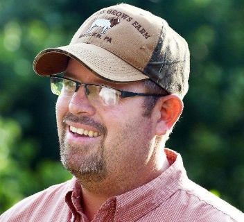 """Erik and the Schwalm family motto is, """"Don't ask us what we have, tell us what you need."""". Those are words straight from a farmer's heart!"""