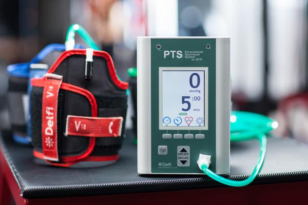 PTS Blood Flow Restriction Unit