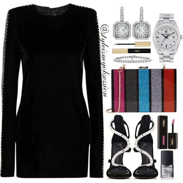 Holiday Style Velvet Mini Dress.jpg