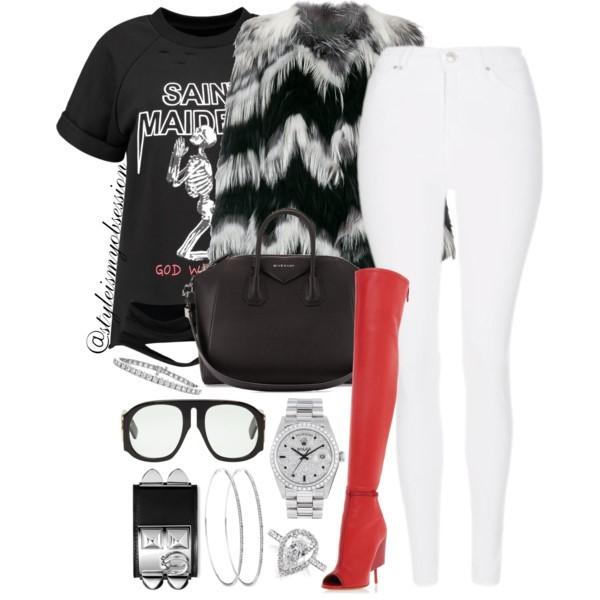 Style Inspiration Cruella Yves Salomon Fur Coat Givenchy Screw Over the Knee Boots Givenchy Antigona Bag Gucci Oversize Aviator Sunglasses.jpg