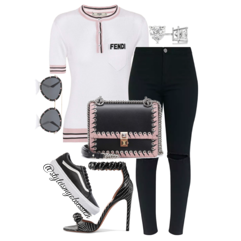 Style Inspiration Skater Girl Fendi Top Pretty Little Thing Jeans Alaia Bombe Sandal Fendi Kan I Small Bag Valentino Sunglasses.png