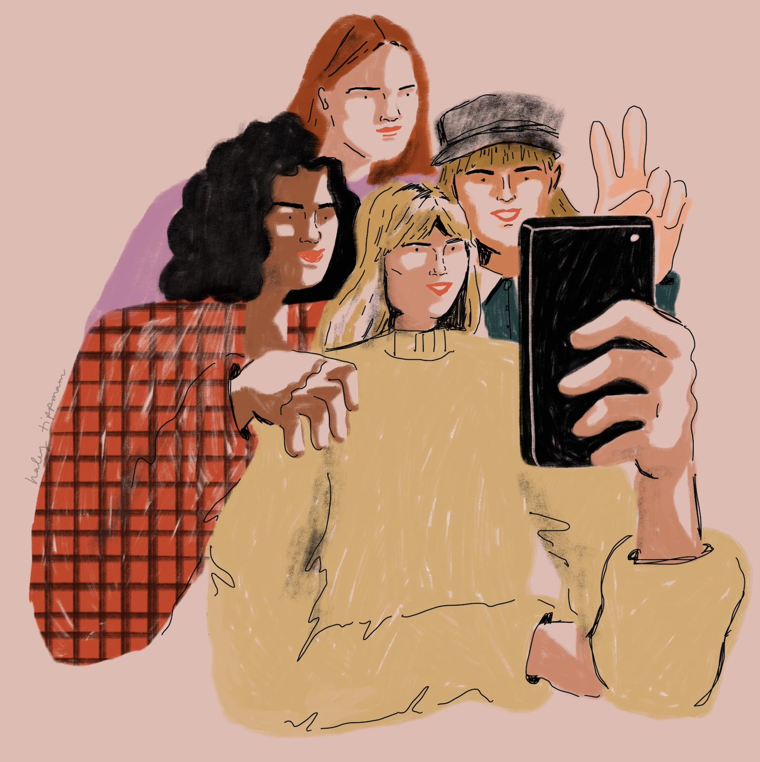 Selfie - Personal Work