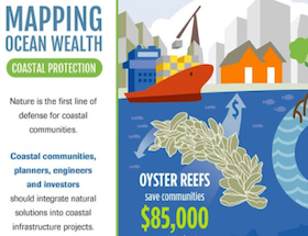 Mapping Ocean Wealth: Coastal Protection | The Nature Conservancy