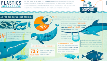 Plastics Breakdown | One World One Ocean