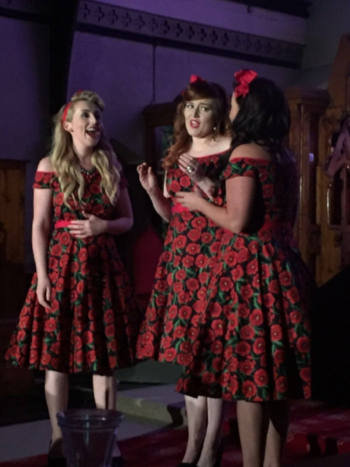 """""""We would recommend this competition to any group, regardless of size or experience; even if you don't go home with """"the crown,"""" you'll likely not go home empty-handed either!"""" - The Apple Blossoms (Ireland's A Cappella Competition Winners 2016)"""