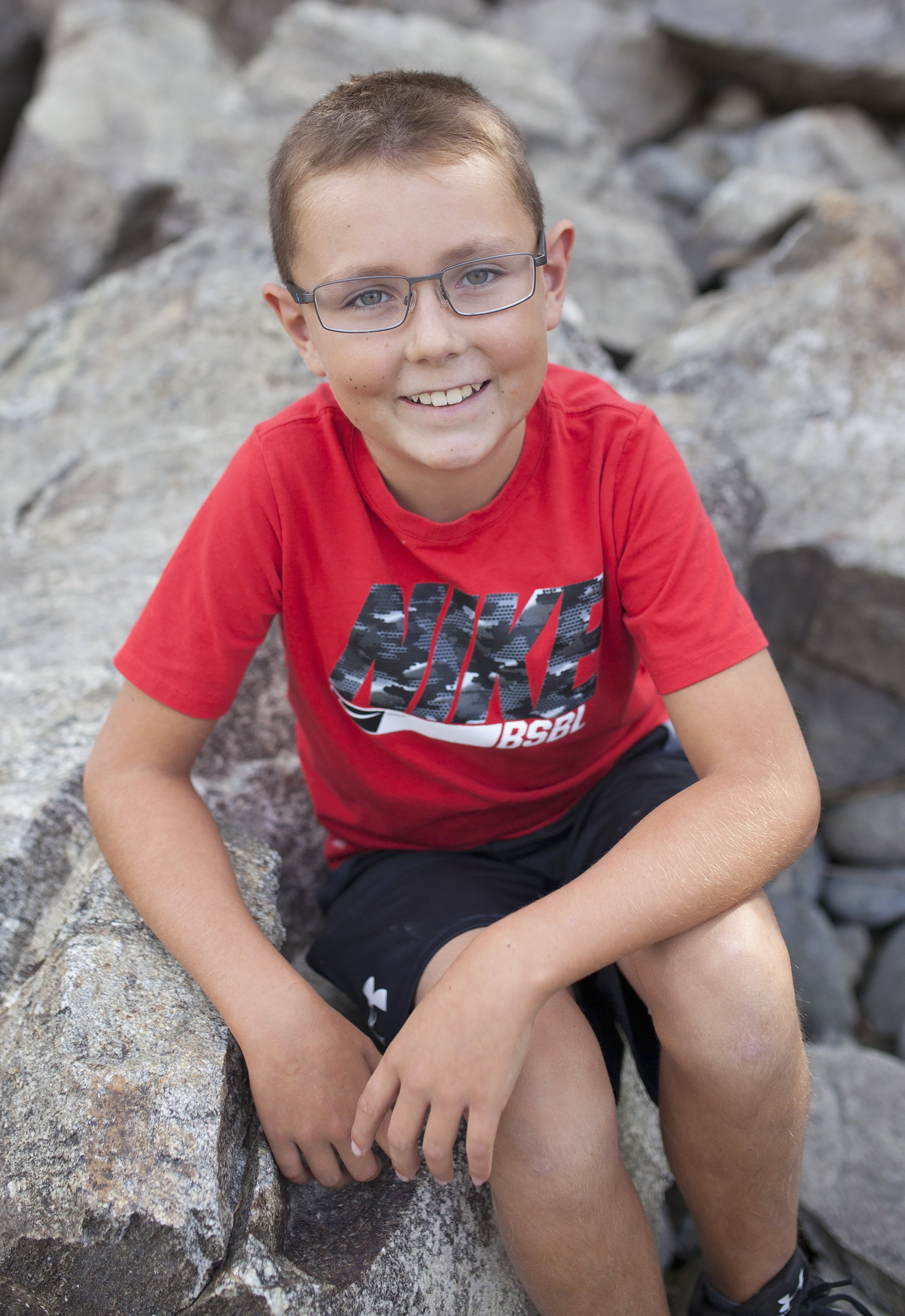 Drew was diagnosed with T cell Acute Lymphoblastic Leukemia diagnosed at age 5.
