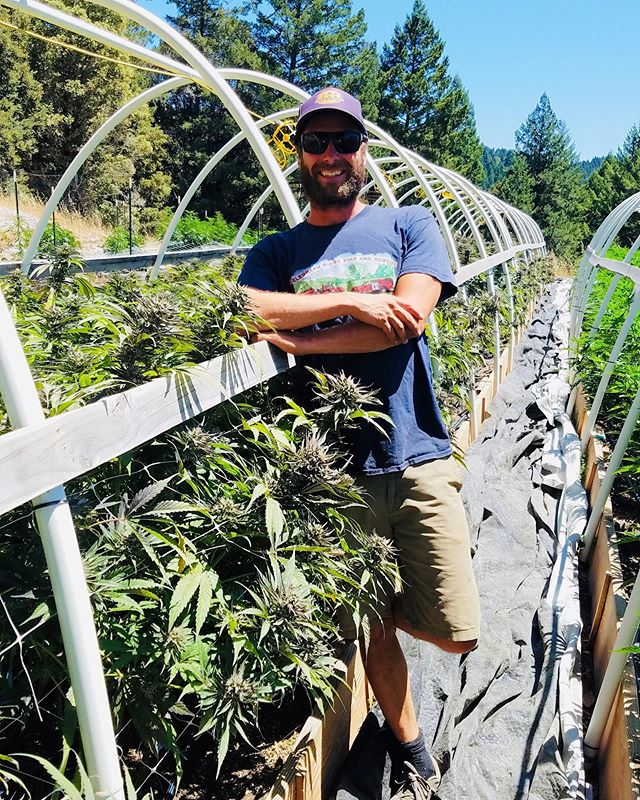 Amazing visit with @go_headwaters. A big thank you to Karee, OG Tristan, and lead cultivator Justin (pictured). They are the perfect example of best practices that should be standard practices for rainwater attachment, generators, and overall conscious cannabis cultivation/distribution.  Want more info about how to make mindful and sustainable improvements to your current systems? DM us or call us! Check our stories for more highlights from our visit. . . . #goheadwaters #consciouscannabis #cannabisdistribution #cannabisfarmer #compliantcannabis #humboldt #backtothesoil #sungrown #sohum #emeraldtriangle #sustainablecannabis #cultivating #thriving #farmtomarket #bestpractices #motherearthengineering