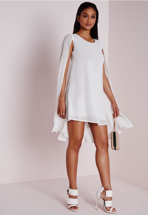 cape-overlay-swing-dress-white-dresses-swing-dresses-missguided-appartenant-a-robe-cape.jpg