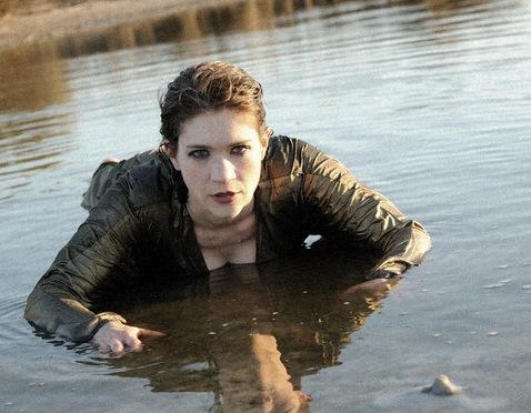 Kate Kilbane as Medea, 2012