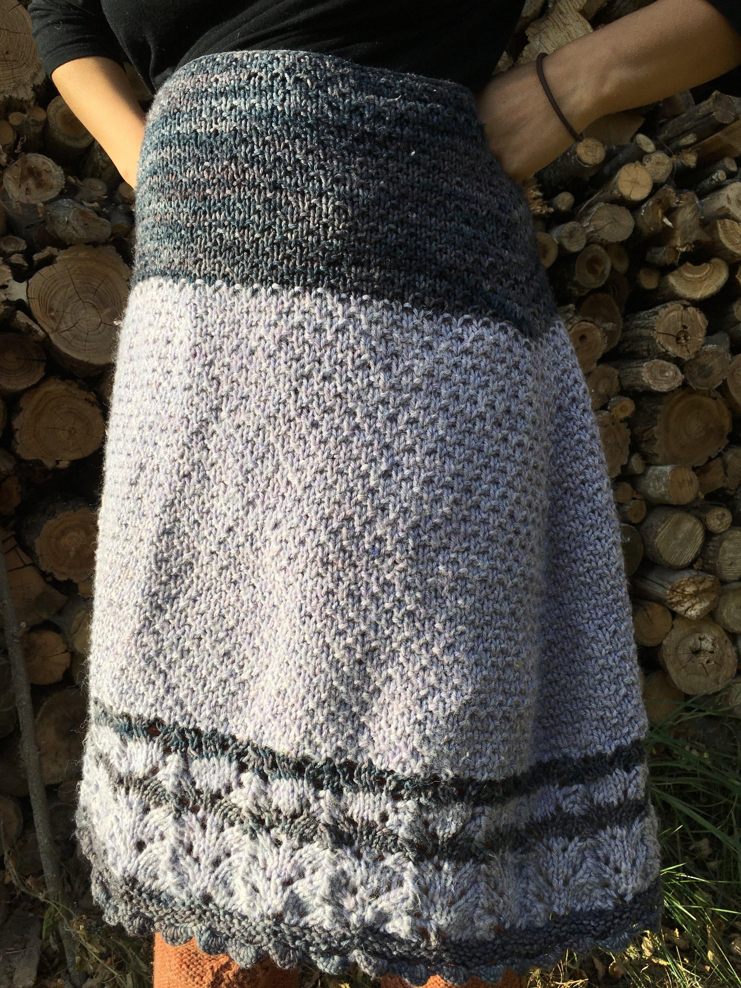 A versatile skirt