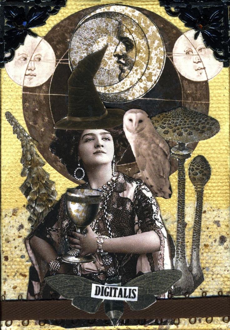 """""""Witchcraft"""",  Ramona Szczerba  © 2009"""