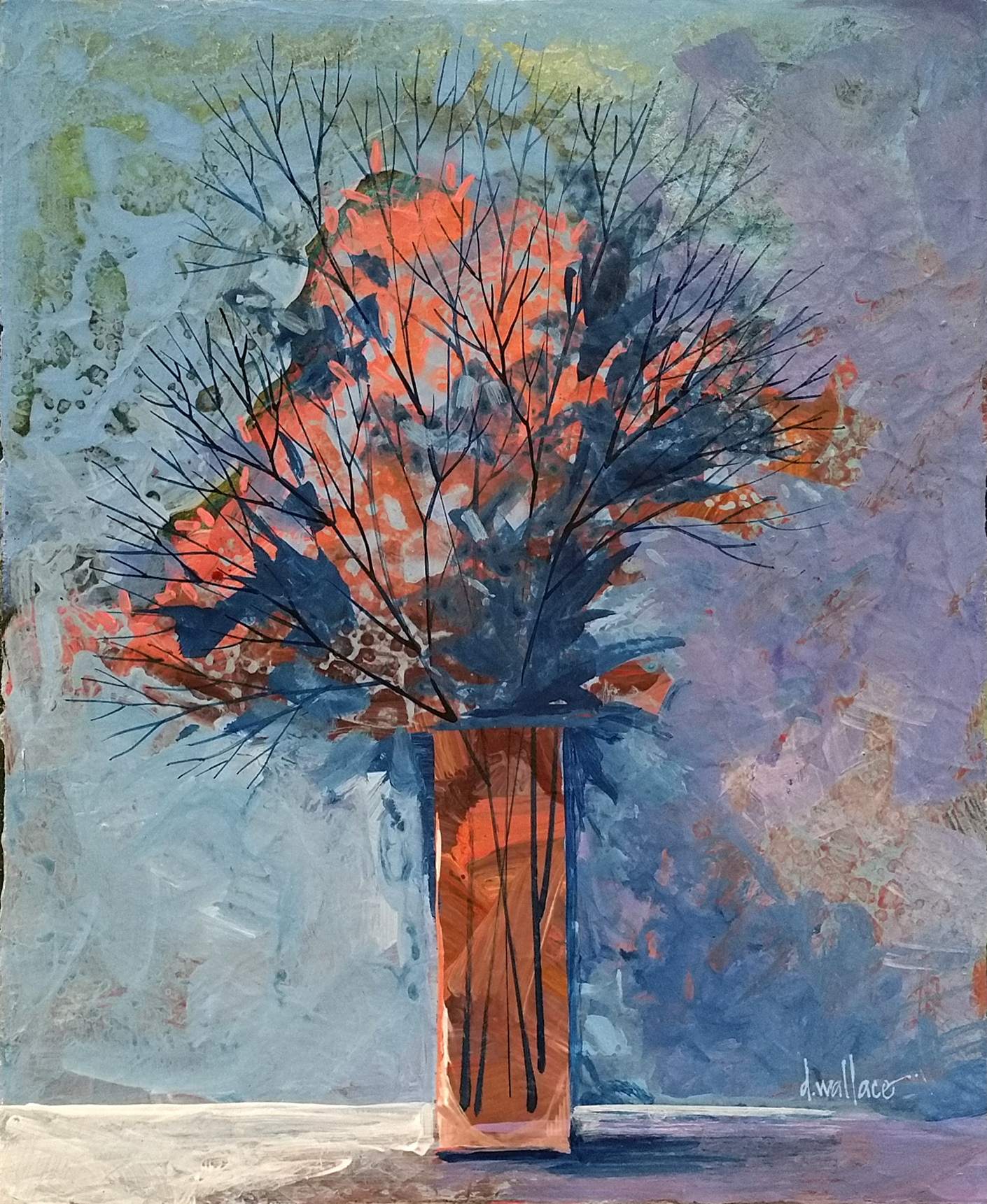 """Leaves of Color II"""