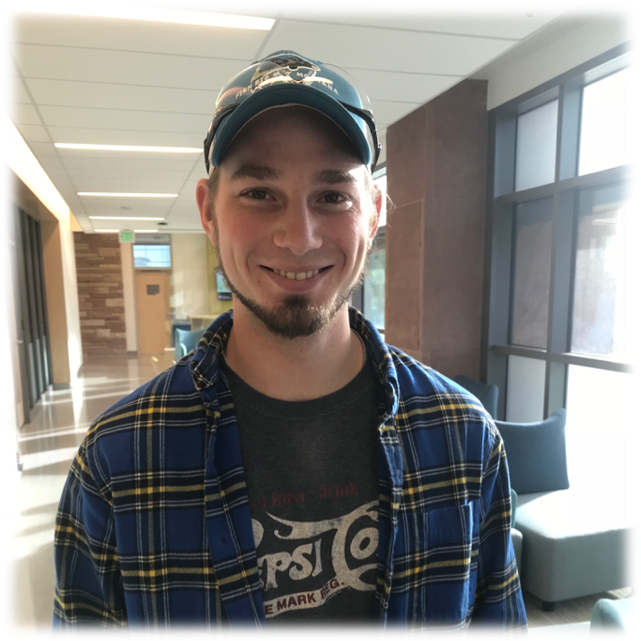 Steve Sujansky   Steve.Sujansky@colostate.edu   Second Year Graduate Student    B.S.  Lock Haven University, 2018