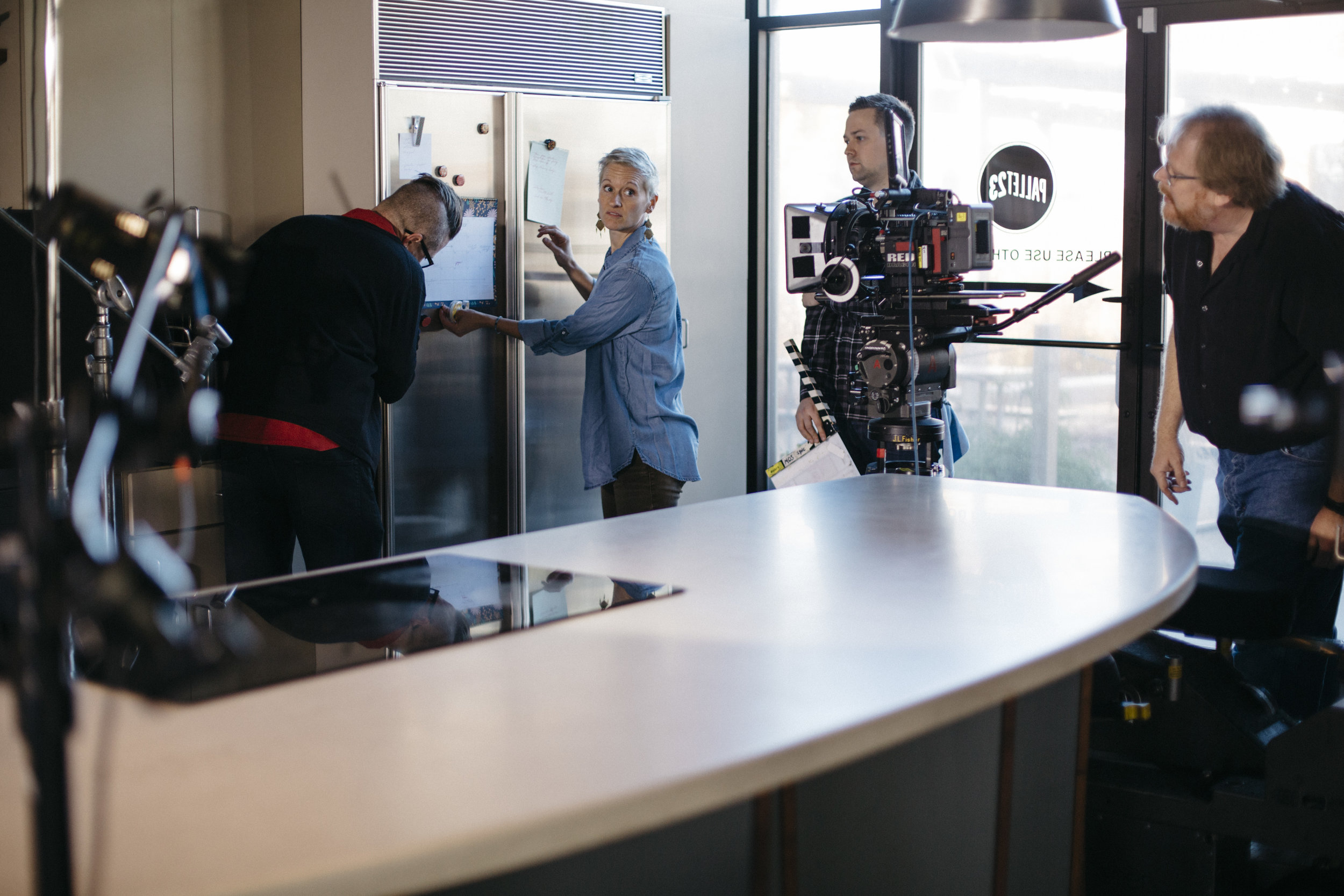 How to get the most out of your marketing video budget - Drive Media House on set