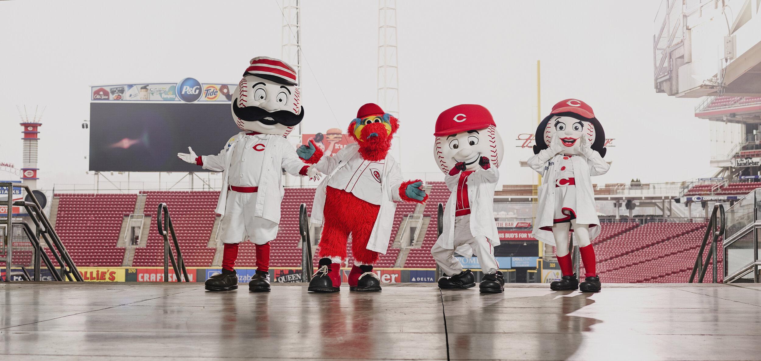 TriHealth + Cincinnati Reds