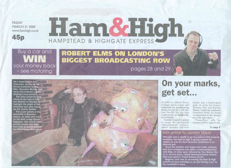 Ham & High | 31 March 2000