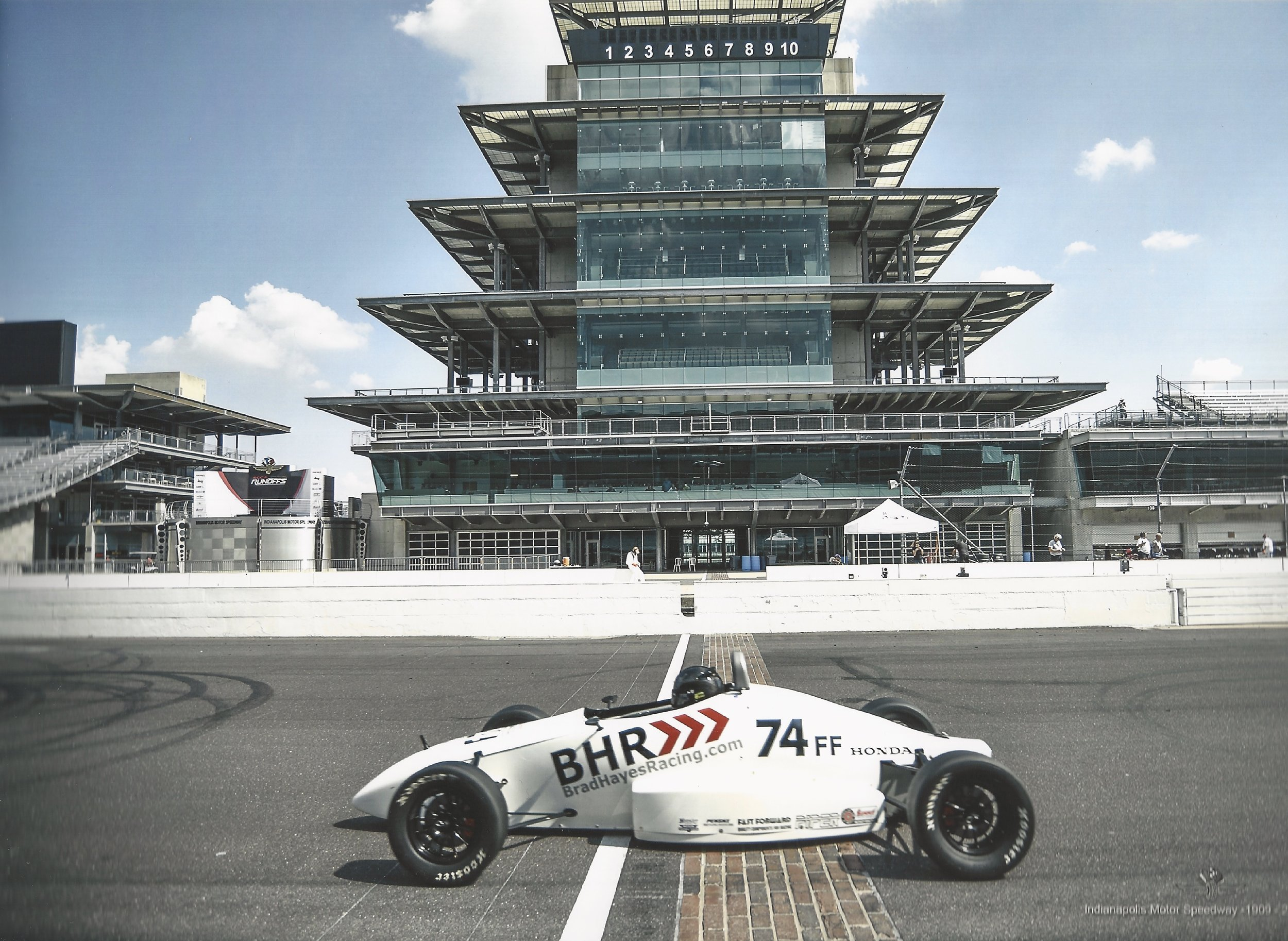 2017 Runoffs at the Indianapolis Motor Speedway