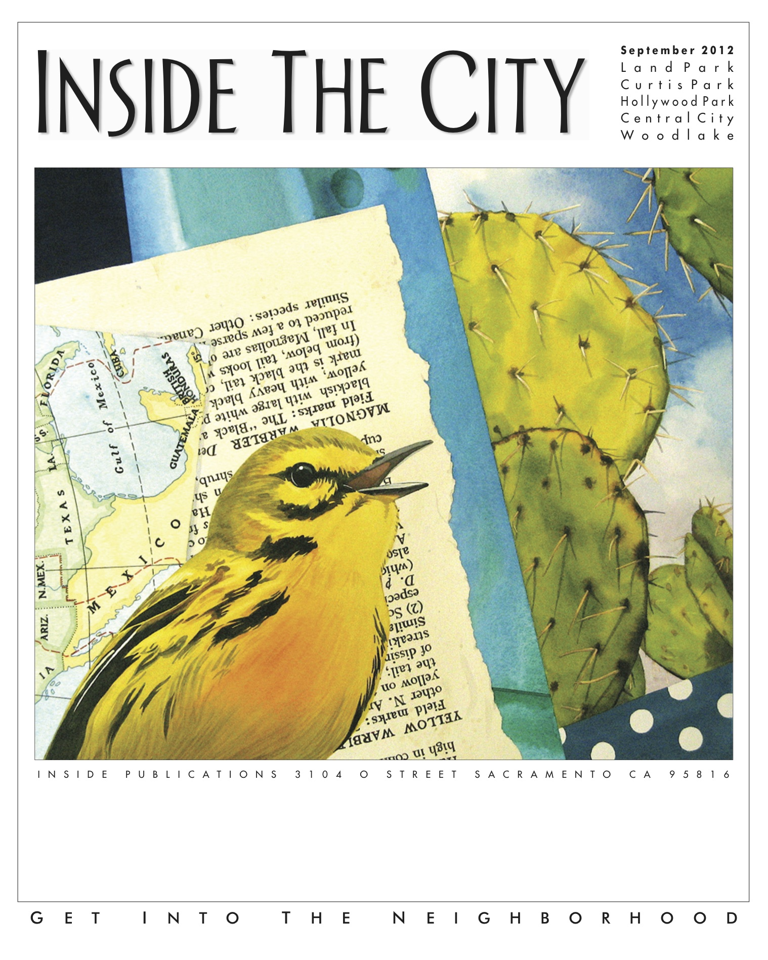 The Eternal Optimist    watercolor; archival prints available