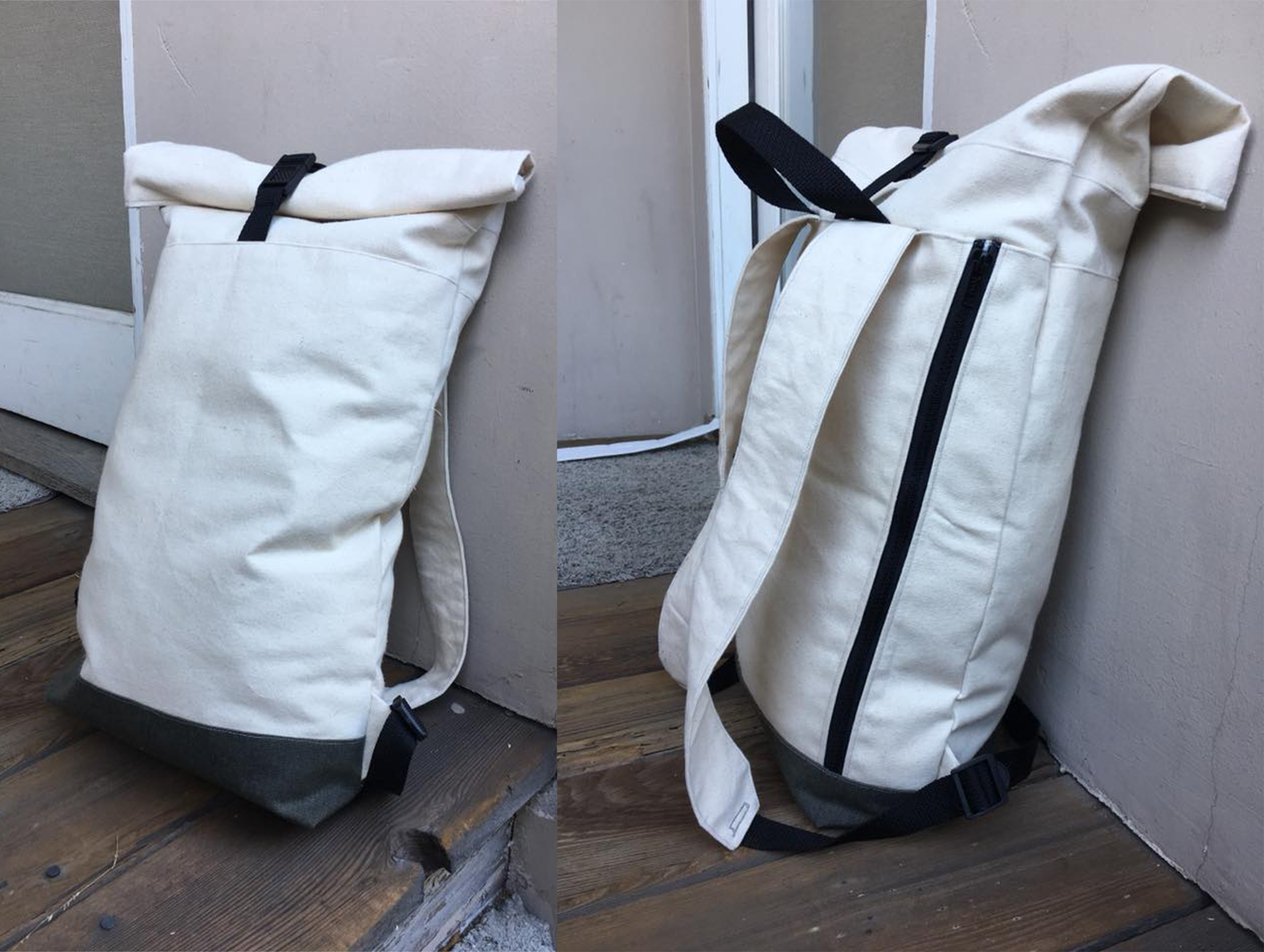 Yosemite -  Rolltop Backpack