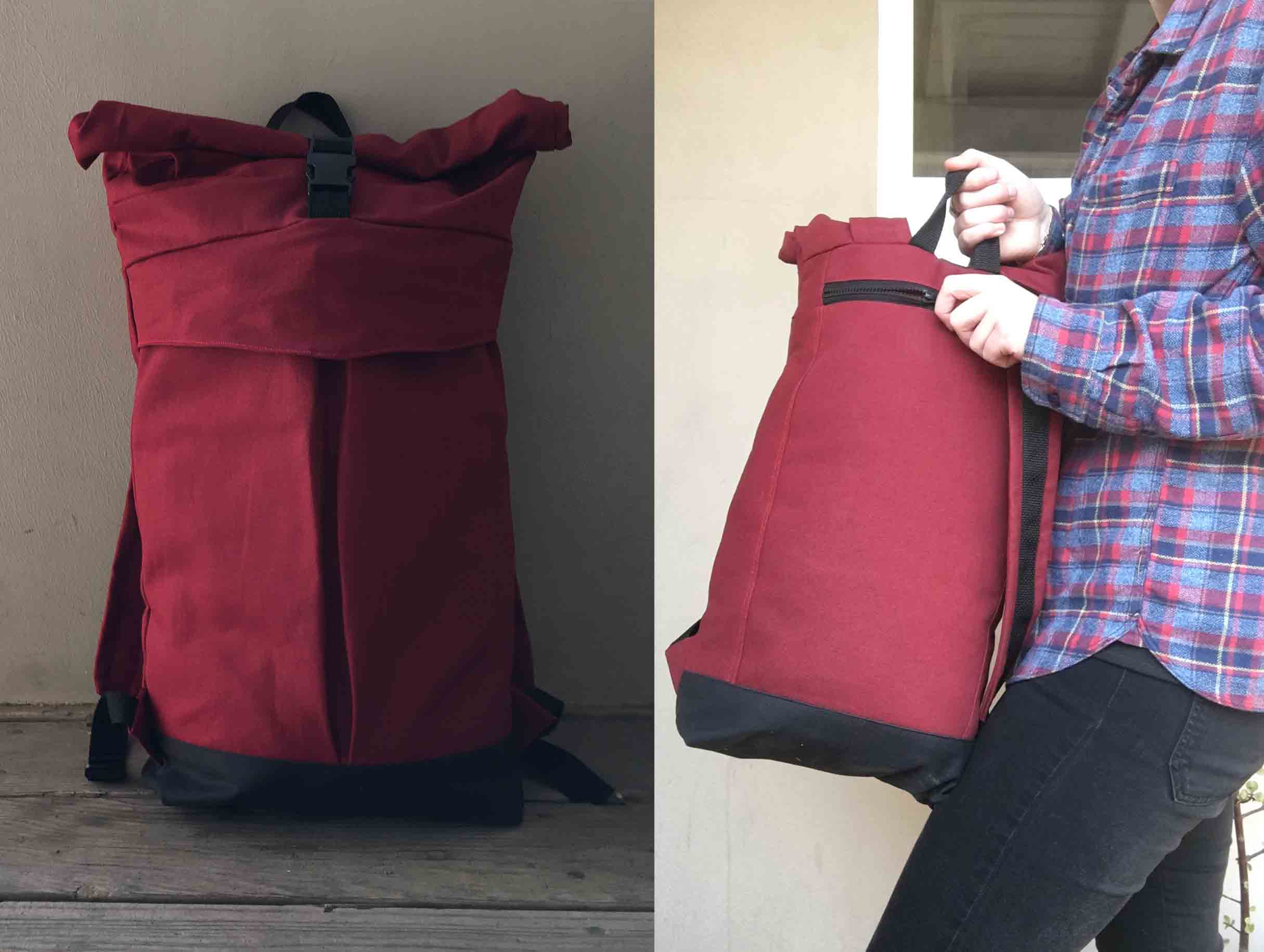 Teton -  Rolltop Backpack