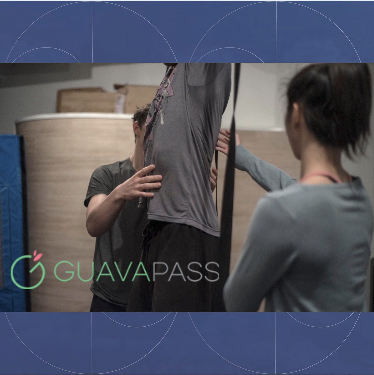 "GUAVAPASS - ""... it truly is an enjoyable class especially with friends, and it also makes for some great Insta-worthy pics!"""