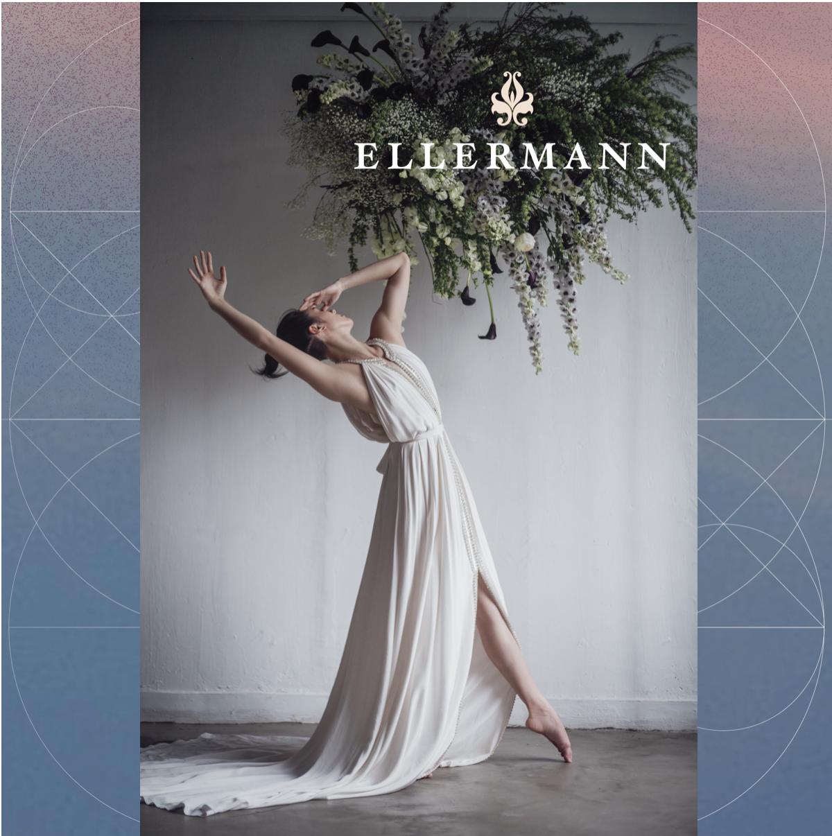 ELLERMANN - THE WAY SHE MOVES -former ballet dancer and local entrepreneur Clare Lim.