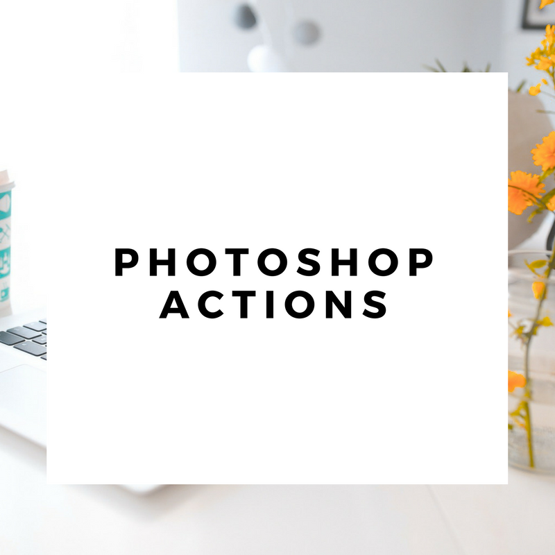 Photoshop Actions - Filtercrave