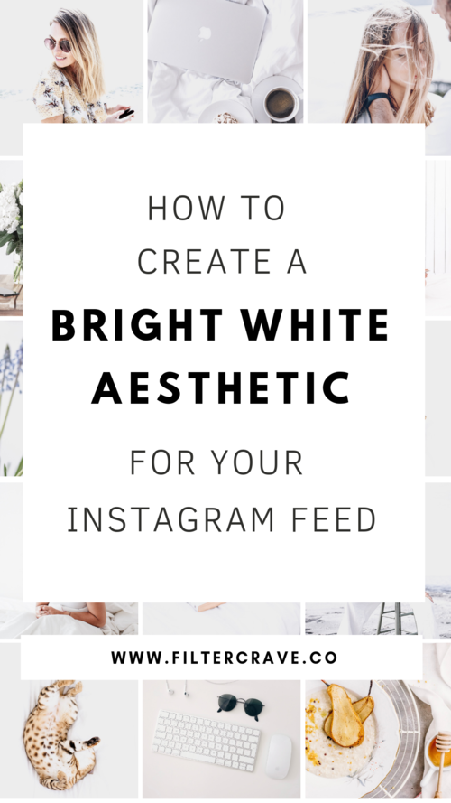 5 Tips To Create Bright White Aesthetic Photography Filtercrave