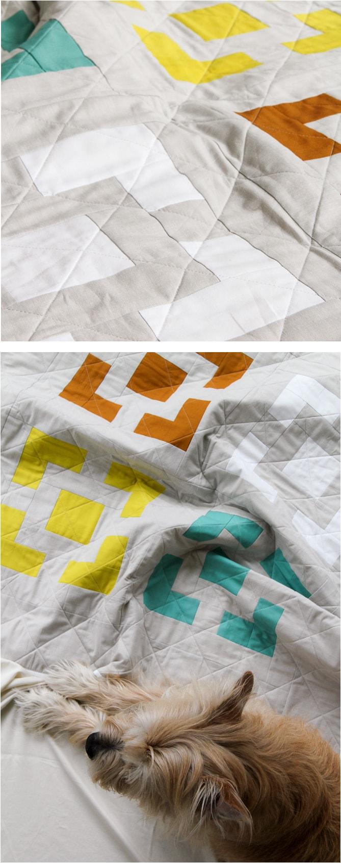 Haver Square Quilt Pattern | Village Bound Quilts