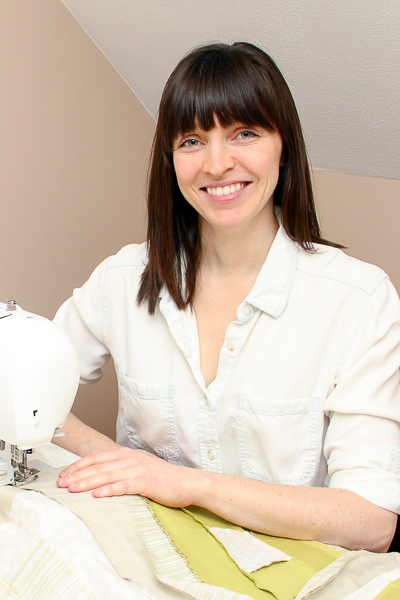 Tiffany Horn, owner/designer Village Bound Quilts