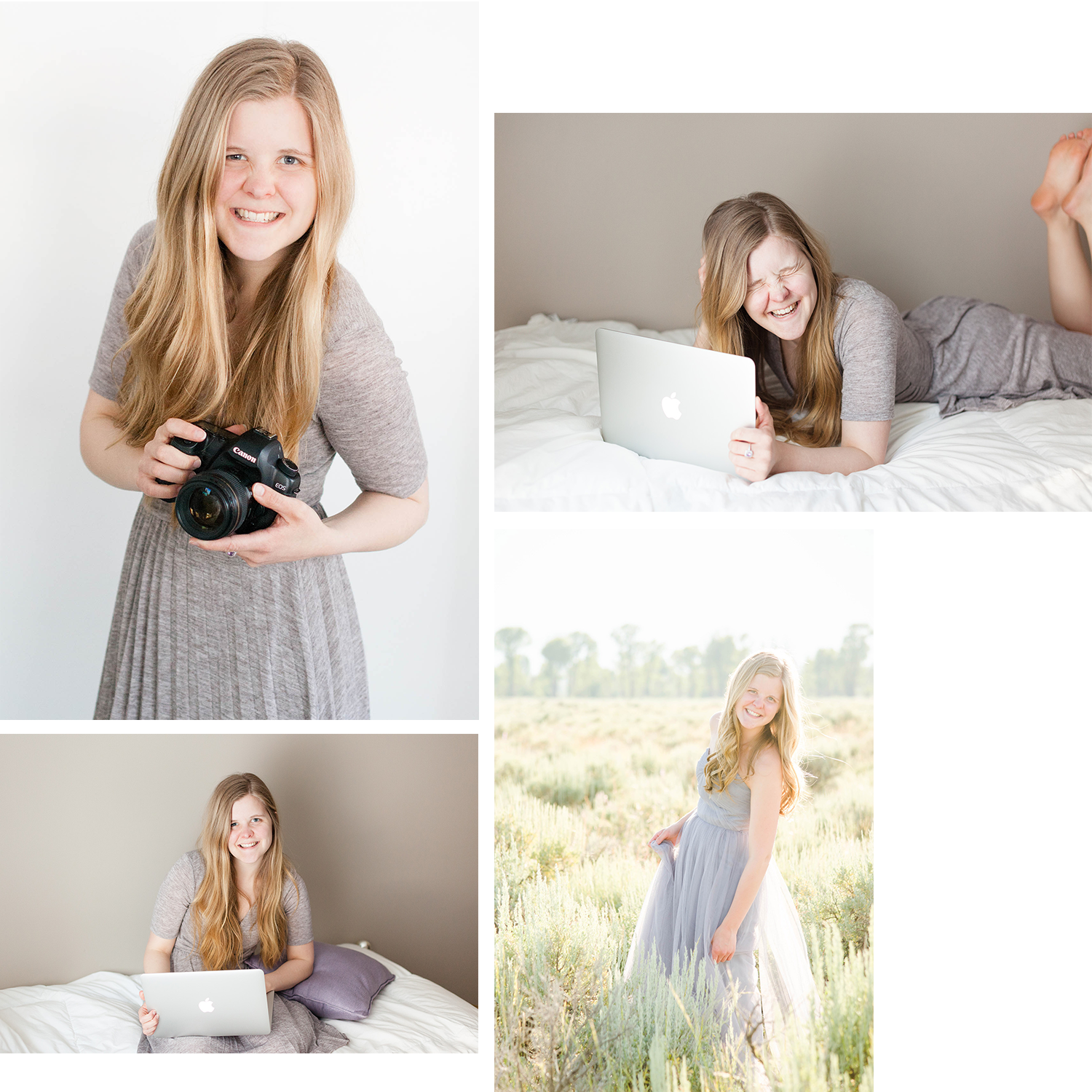 Hello! - I'm Natalie and I'm so thrilled you're here! I have been photographing portraits and weddings in the Houghton/Hancock area since 2012. I was still in high school when I first started and it has been a huge part of my life since!
