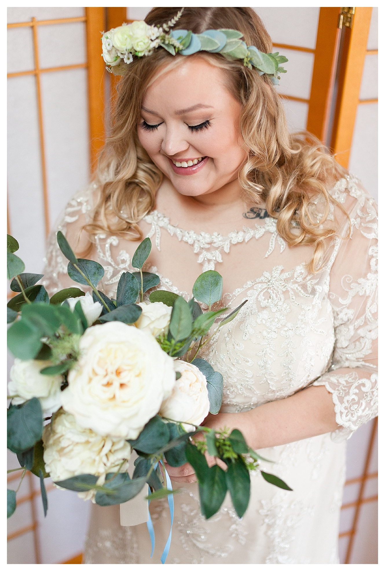 Maija, you made the most stunning bride!