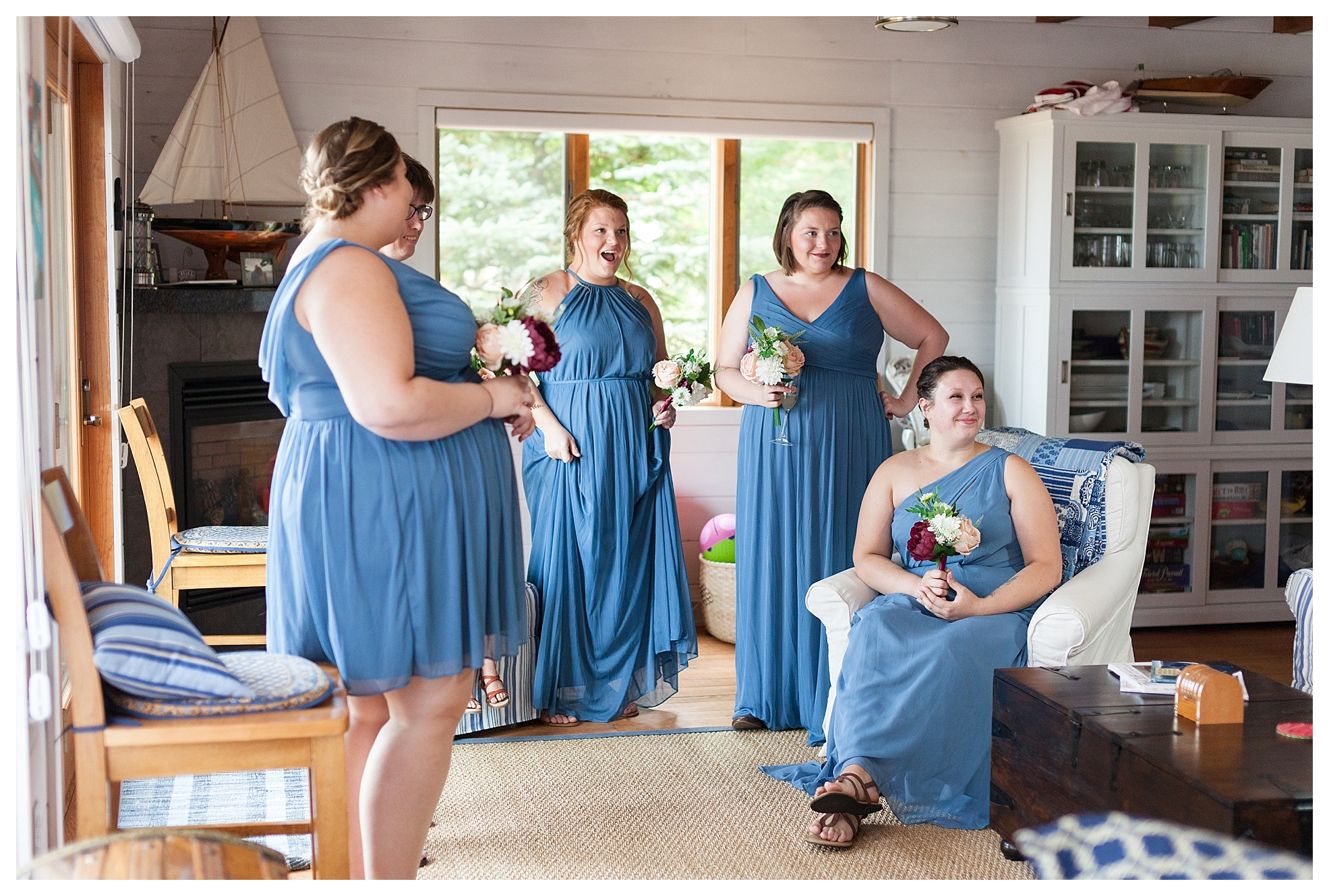 Bridesmaids reveal! 💞