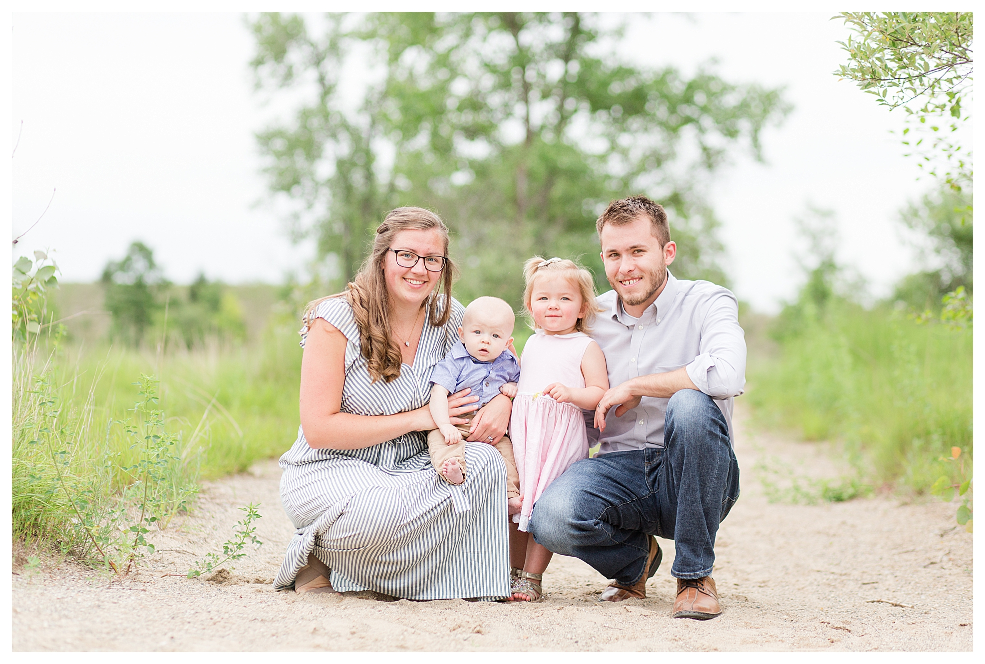 Island Lake State Park Family Session_0013.jpg