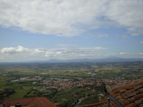 Beautiful Cortona, Italy