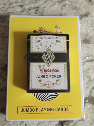 deck of cards comparison