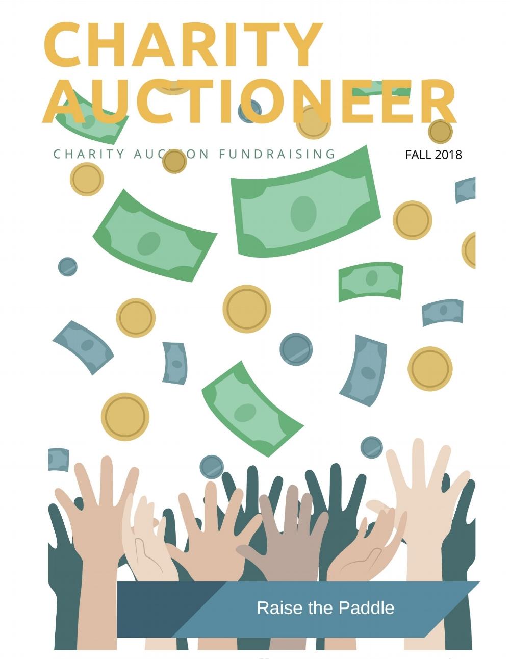 Charity Auction World Magazine Fall 2018