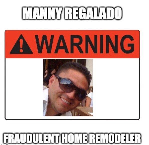 Manny Regalado