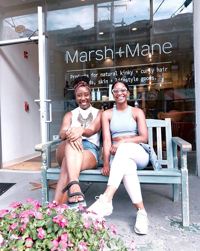 Philly, did you know you can now shop your fav, Radiate Face Jelly, at your local @marshandmane store on South Street and our first in-store event is tomorrow! ⠀⠀⠀⠀⠀⠀⠀⠀⠀⠀⠀⠀ Long story short. I met Jenea (@miss_jrob), the owner of Marsh + Mane in the summer of 2018! We were both attending Summit 21 in Atlanta. The storefront didn't exist yet and @basebutter was prepping for it's re-launch, but we stayed in contact. We soon discovered we are both Howard Alumni too! Fast forward, we are collaborating over a year later. I am so excited to name @marshandmane our first retail partner. To celebrate we will be hosting a series of events and our first one is next week! ⠀⠀⠀⠀⠀⠀⠀⠀⠀⠀⠀⠀ Join the founders of BASE BUTTER, She'Neil Johnson (@sheneilmonique) and Nicolette Graves (@nicolette.camille), for an intimate networking event and fireside chat moderated by the founder and Owner of Marsh + Mane, Jenea Robinson, on why skincare empowerment for black women through education and access is changing the face of beauty for all. Drinks and lite bites will be available! ⠀⠀⠀⠀⠀⠀⠀⠀⠀⠀⠀⠀ Click the link in my bio to RSVP. Stay tuned for more information.
