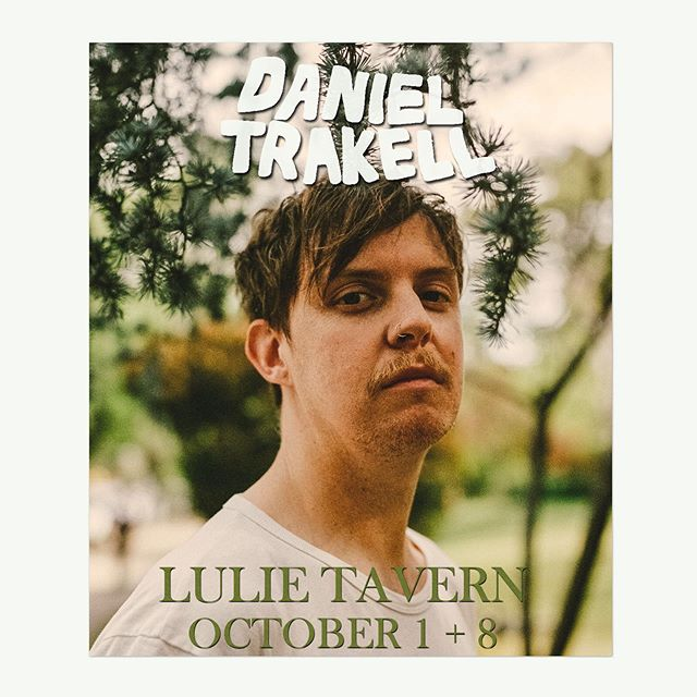 Playing a mini-residency (2 shows counts as a residency right??) at @luliesttavern starting next Tuesday night. 8pm start 🎸