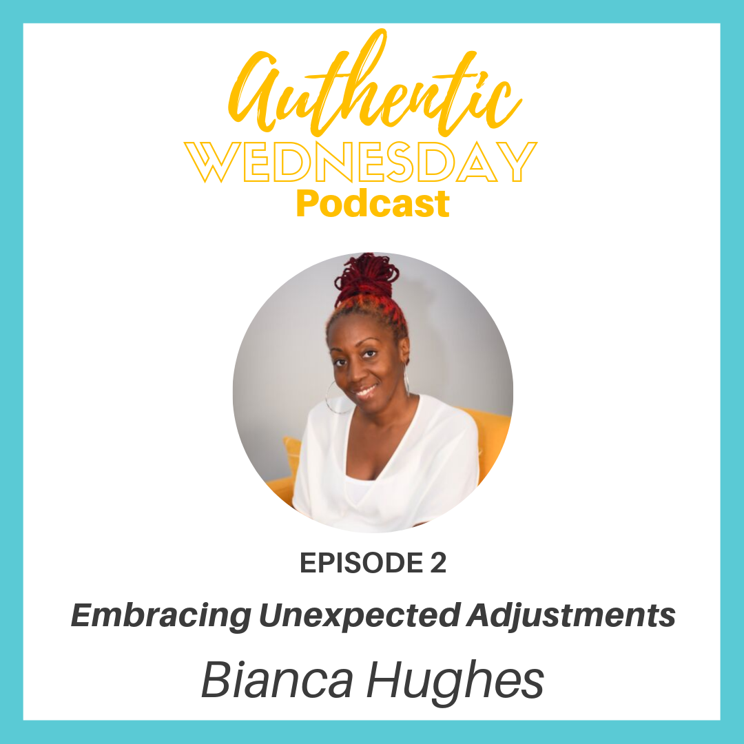 Authentic Wednesday Podcast Episode 2