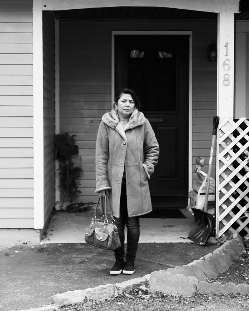 My Mother, Portrait #1, New York, USA 2018