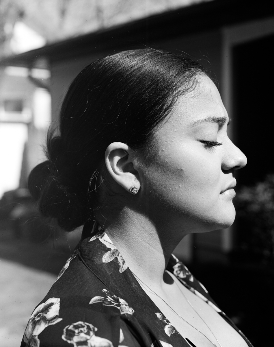 Yeemy Karina, My Sister Outside the Home, New York, USA 2018