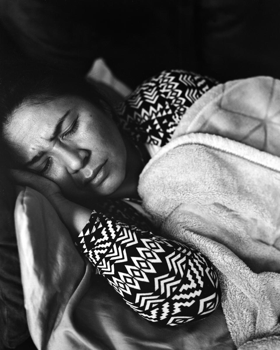 My Mother, Portrait #2, New York, USA 2018