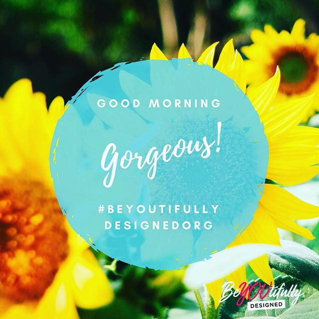 Have a Happy Tuesday! 🌼🌼🌼 . . . #happytuesday #morningmotivation #goodmorning #inspiration #encouragement #confidence #gorgeous #girlsrock #womanentrepreneur #girlsempowerment #womanempowerment #girlsmatter #goals #inspirationalquotes #volunteerwork #nonprofit #socialgood #charity #philanthropy #fundraising #community #communityservice #teamwork #bebold #beconfident #beyou #beyoutifullydesignedorg