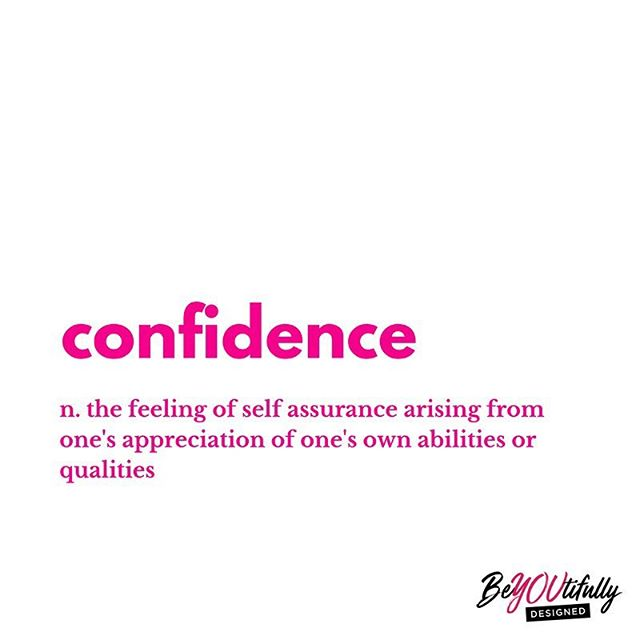 How confident are you? . . . #happyfriday #morningmotivation #goodmorning #inspiration #encouragement #confidence #gorgeous #girlsrock #womanentrepreneur #girlsempowerment #womanempowerment #girlsmatter #goals #inspirationalquotes #volunteerwork #nonprofit #socialgood #charity #philanthropy #fundraising #community #communityservice #teamwork #bebold #beconfident #beyou #beyoutiful #beyoutifullydesignedorg