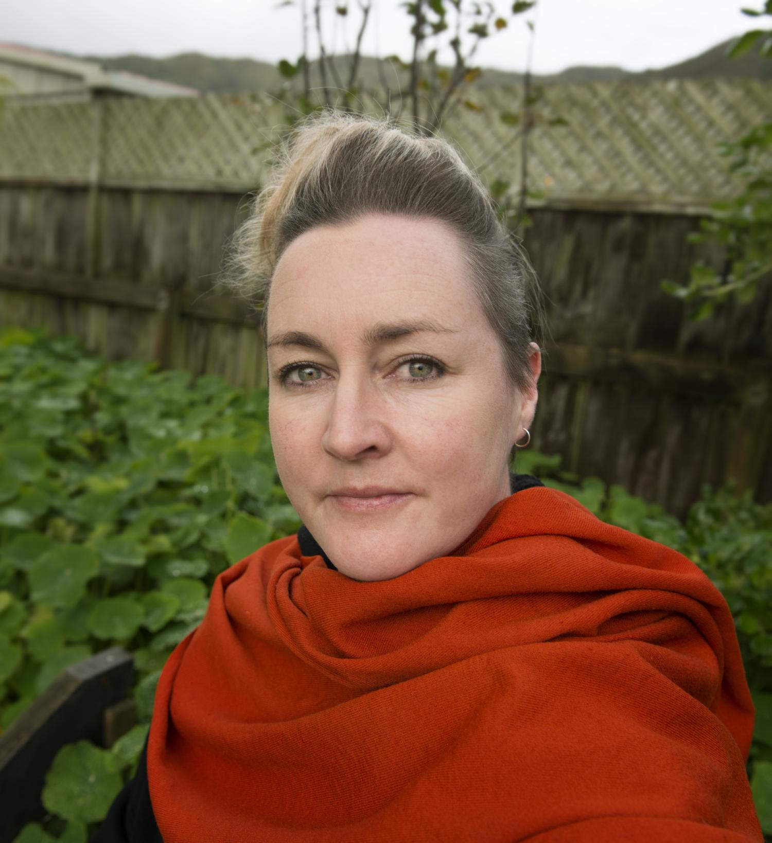 Toi Pōneke visual artist residency recipient, Johanna Mechen