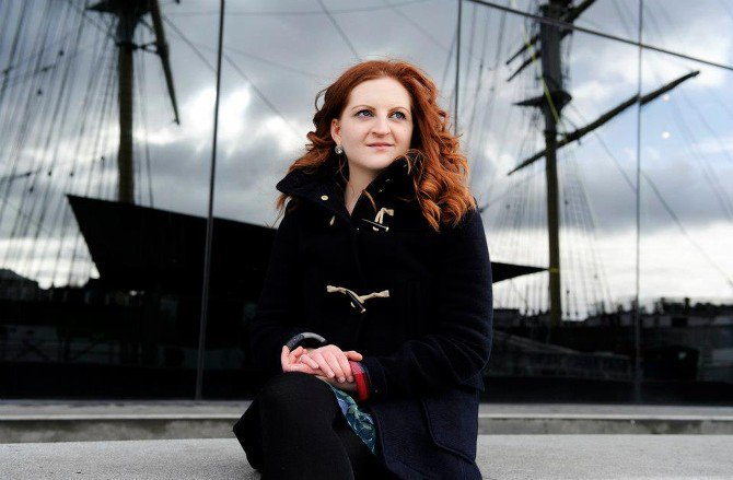 Morna Young, Playwright on Exchange